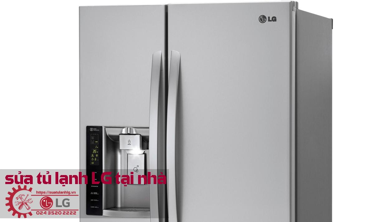 Cung cấp dịch vụ sửa tủ lạnh LG tại Nhà giá tốt, bảo hành chu đáo