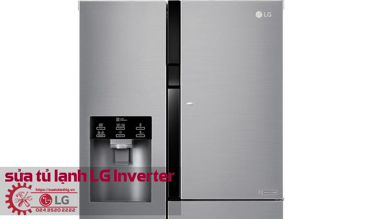 Dịch vụ sửa tủ lạnh LG Inverter uy tín, linh kiện chính hãng 100%