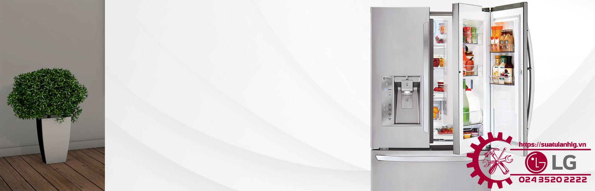 Sửa tủ lạnh LG tại Nhà